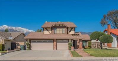 12814 Carissa Court, Rancho Cucamonga, CA 91739 - #: CV19032014