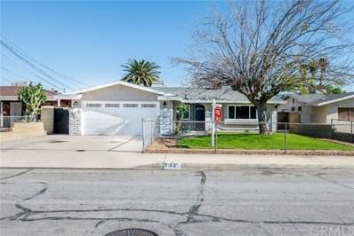 9565 Acacia Avenue, Fontana, CA 92335 - MLS#: CV19032206