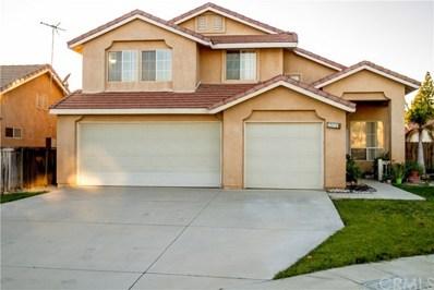 12018 Overland Court, Fontana, CA 92337 - MLS#: CV19032560