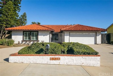 6736 Wheeler Avenue, La Verne, CA 91750 - MLS#: CV19032664