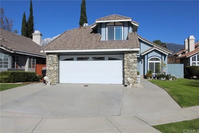11878 Mount Everett Court, Alta Loma, CA 91737 - MLS#: CV19033622