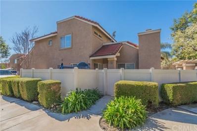 8309 Gabriel Drive UNIT 94-D, Rancho Cucamonga, CA 91730 - MLS#: CV19033714