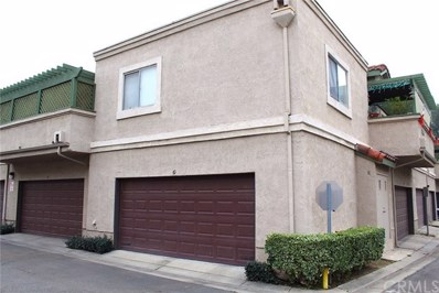 10245 Chaparral Way UNIT G, Rancho Cucamonga, CA 91730 - MLS#: CV19034662