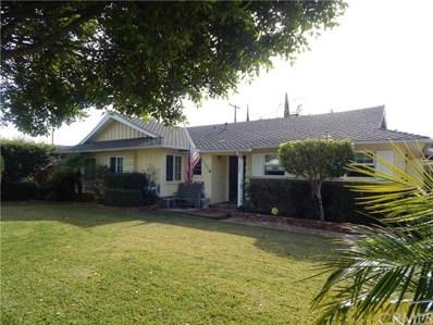 1324 E Wingate Street, Covina, CA 91724 - MLS#: CV19036240