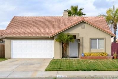 368 Daystar Drive, Perris, CA 92571 - MLS#: CV19037811