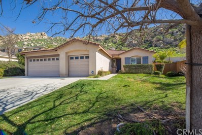 16486 Spirit Road, Moreno Valley, CA 92555 - MLS#: CV19038012