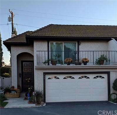 702 E Rowland Street, Covina, CA 91723 - MLS#: CV19038298