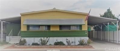 16860 Slover Avenue UNIT 53, Fontana, CA 92337 - MLS#: CV19039540