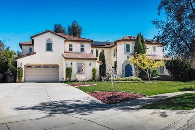 567 Shadowbrook Court, Redlands, CA 92374 - MLS#: CV19043675