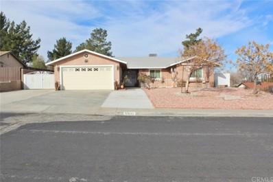 12832 Desert Creek Circle, Victorville, CA 92395 - MLS#: CV19046761