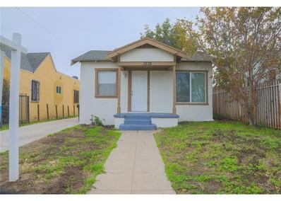 1238 W 104th Street, Los Angeles, CA 90044 - MLS#: CV19046826