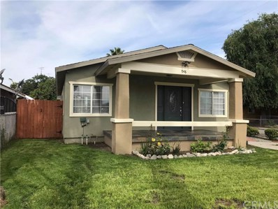 948 N F Street, San Bernardino, CA 92410 - MLS#: CV19049356