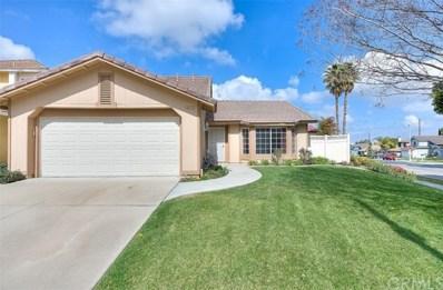 1203 Mayfair Drive, Corona, CA 92882 - MLS#: CV19050664