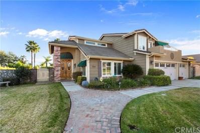 754 W 20th Street, Upland, CA 91784 - MLS#: CV19050792