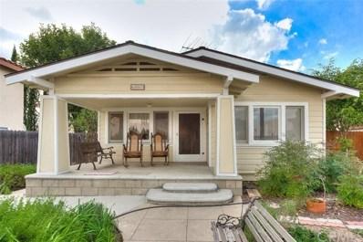 605 N Pomona Avenue, Fullerton, CA 92832 - MLS#: CV19051694