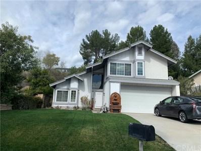 27923 Redwood Glen Road, Valencia, CA 91354 - #: CV19051858