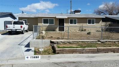 15890 Jean Drive, Mojave, CA 93501 - MLS#: CV19053046