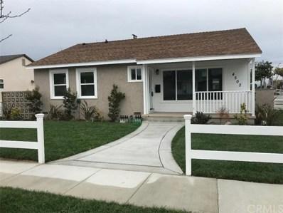 4503 Bulova Street, Torrance, CA 90503 - MLS#: CV19053881