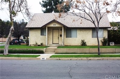 345 W 3rd Street, San Dimas, CA 91773 - MLS#: CV19054348