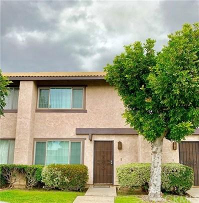 402 N Alhambra Avenue UNIT E, Monterey Park, CA 91755 - MLS#: CV19054758