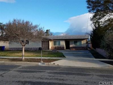 17634 Hawthorne Avenue, Fontana, CA 92335 - MLS#: CV19055694