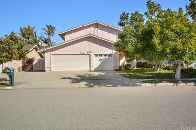 3461 Neap Place, Oxnard, CA 93035 - MLS#: CV19055731