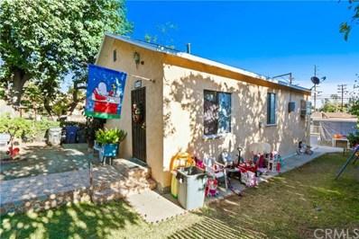 5194 Ithaca Avenue, El Sereno, CA 90032 - MLS#: CV19055809
