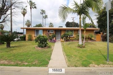 16603 E Kingside Drive, Covina, CA 91722 - MLS#: CV19055888