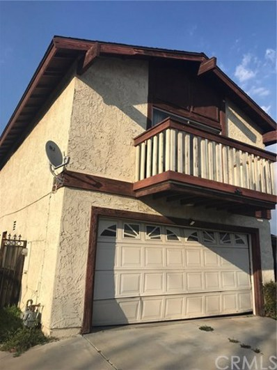 812 Wedgewood Court, Rialto, CA 92376 - MLS#: CV19056293
