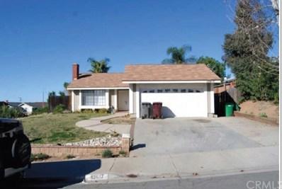 12417 Shasta Place, Moreno Valley, CA 92557 - MLS#: CV19057239