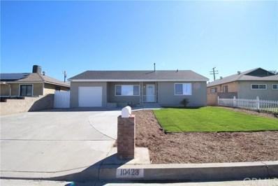 10423 Spade Drive, Loma Linda, CA 92354 - MLS#: CV19059181