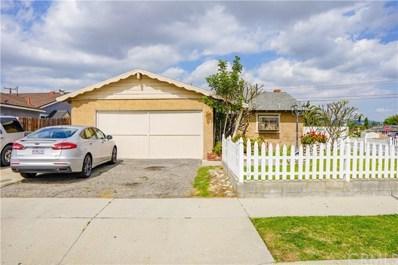 13515 Reis Street, Whittier, CA 90605 - MLS#: CV19060138