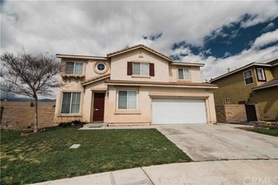 15726 Monteca Court, Fontana, CA 92336 - MLS#: CV19060497