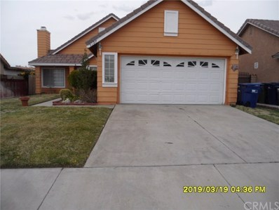 5127 Sunburst Drive, Palmdale, CA 93552 - MLS#: CV19062740