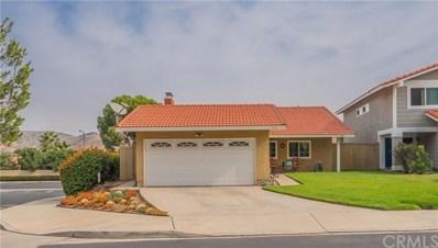 4766 Satin Bell Drive, Corona, CA 92880 - MLS#: CV19066382