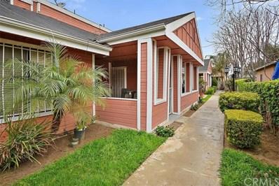 1721 W 3rd Street UNIT B, Santa Ana, CA 92703 - MLS#: CV19066855
