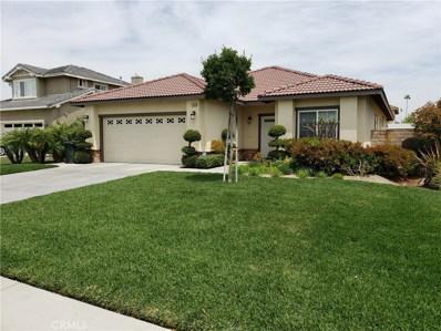7833 Blackhawk Court, Fontana, CA 92336 - MLS#: CV19068009