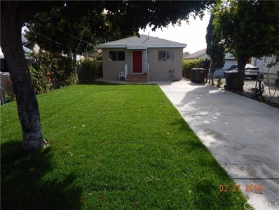 2700 Nevada Avenue, El Monte, CA 91733 - MLS#: CV19069211