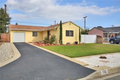 732 N Viceroy Avenue, Covina, CA 91723 - MLS#: CV19072513