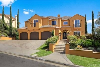 5010 Aviemore Drive, Yorba Linda, CA 92887 - MLS#: CV19073381