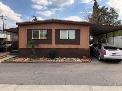 222 Rancho Avenue UNIT 8, San Bernardino, CA 92410 - MLS#: CV19073793