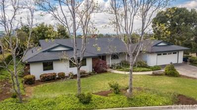 407 Oak Knoll Drive, Glendora, CA 91741 - MLS#: CV19076588