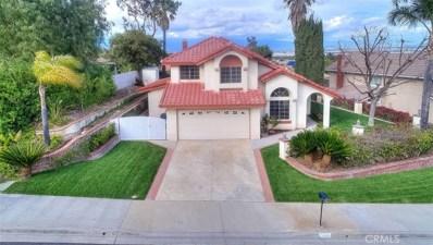 3098 Oakcreek Road, Chino Hills, CA 91709 - MLS#: CV19078812