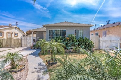 11738 Thorson Avenue, Lynwood, CA 90262 - MLS#: CV19080351