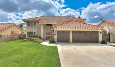8775 Mandarin Avenue, Rancho Cucamonga, CA 91701 - MLS#: CV19081904