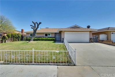9867 Encina Avenue, Bloomington, CA 92316 - MLS#: CV19082150