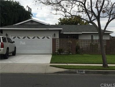 526 E Russell Street, Azusa, CA 91702 - MLS#: CV19082222