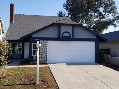 26187 Oshua Drive, Moreno Valley, CA 92555 - MLS#: CV19082499