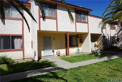 367 N Eucalyptus Avenue UNIT 16, Rialto, CA 92376 - MLS#: CV19083649