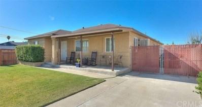 16562 Iris Drive, Fontana, CA 92335 - MLS#: CV19084544